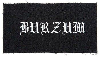 naszywka BURZUM - LOGO