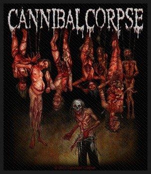 naszywka CANNIBAL CORPSE - TORTURE