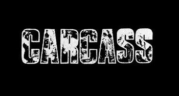 naszywka CARCASS - LOGO