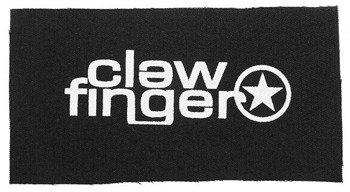 naszywka CLAWFINGER - LOGO