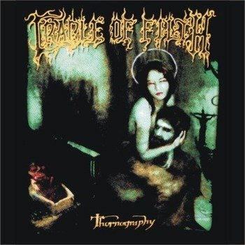 naszywka CRADLE OF FILTH - THORNOGRAPHY