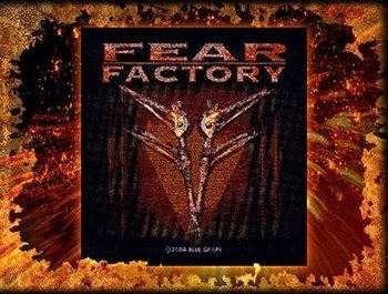 naszywka FEAR FACTORY - ARCHETYPE