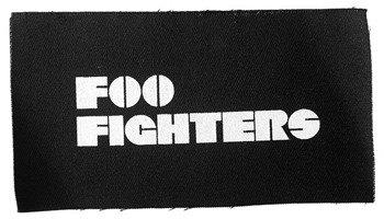 naszywka FOO FIGHTERS - LOGO
