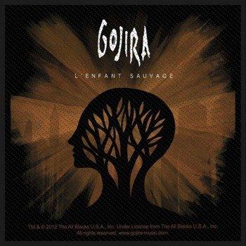 naszywka GOJIRA - L'ENTANT SAUVAGE