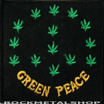 naszywka GREEN PEACE