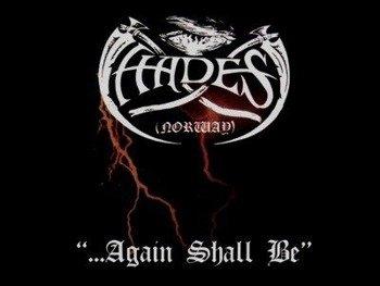 naszywka HADES - ...AGAIN SHALL BE