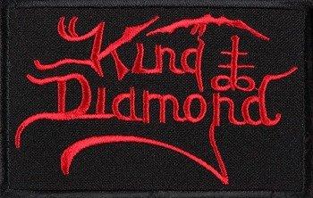 naszywka KING DIAMOND - LOGO