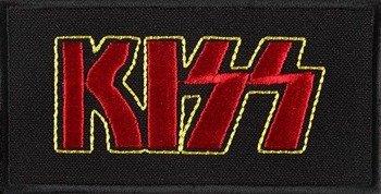 naszywka KISS - KISS