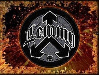 naszywka LEMMY - ARROWS CIRCUAL