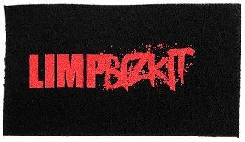 naszywka LIMP BIZKIT - LOGO RED