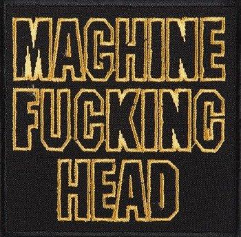 naszywka MACHINE HEAD - LOGO