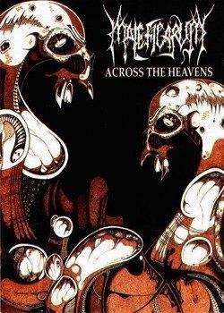 naszywka MALEFICARUM - ACROSS THE HEAVENS