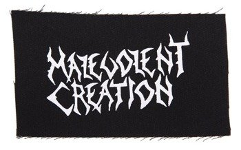 naszywka - MALEVOLENT CREATION - OLD LOGO