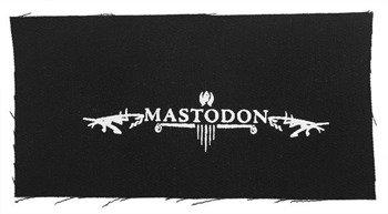 naszywka MASTODON