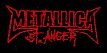 naszywka METALLICA - ST.ANGER RED