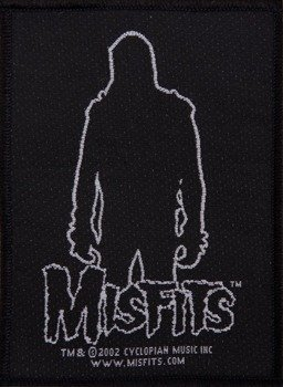 naszywka MISFITS