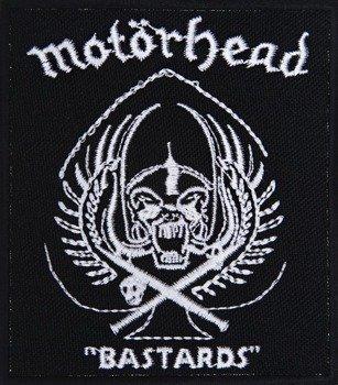 naszywka MOTORHEAD - BASTARDS