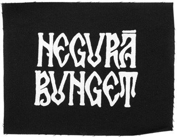 naszywka NEGURA BUNGET - LOGO