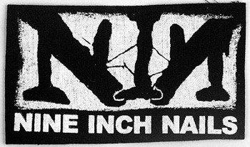 naszywka NINE INCH NAILS