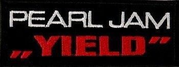naszywka PEARL JAM - YIELD