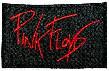 naszywka PINK FLOYD - LOGO RED