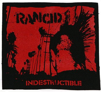 naszywka RANCID - INDESTRUCTION