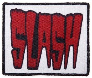 naszywka SLASH - LOGO