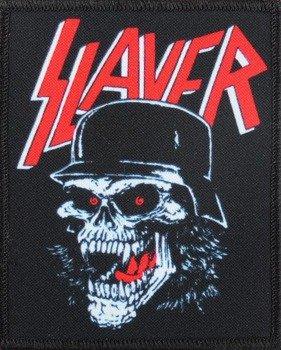 naszywka SLAYER - SKULL