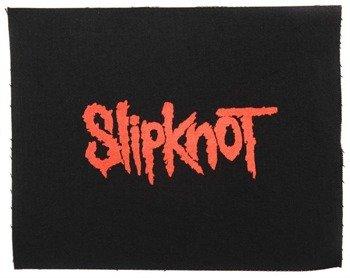 naszywka SLIPKNOT - LOGO RED