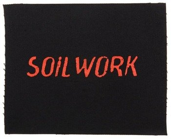 naszywka SOILWORK - LOGO RED
