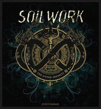 naszywka SOILWORK - THE LIVING INFINITE