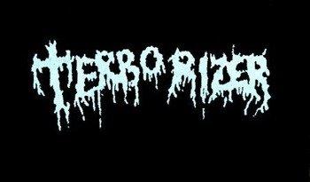 naszywka TERRORIZER - LOGO