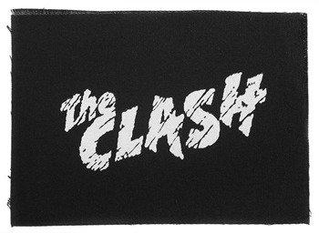 naszywka THE CLASH - LOGO