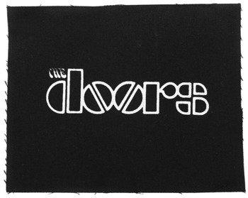 naszywka THE DOORS - LOGO EMPTY