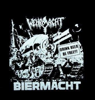 naszywka WEHRMACHT - BIERMACHT
