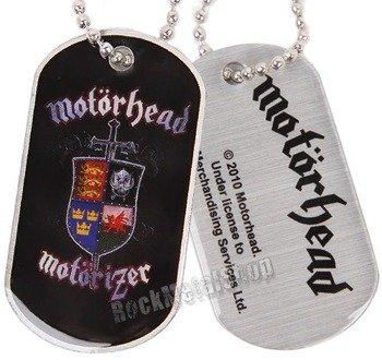 nieśmiertelnik MOTORHEAD - MOTORIZER