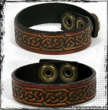 opaska napa 16mm TRIBAL brown
