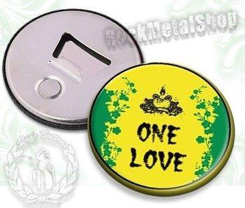 otwieracz do piwa ONE LOVE