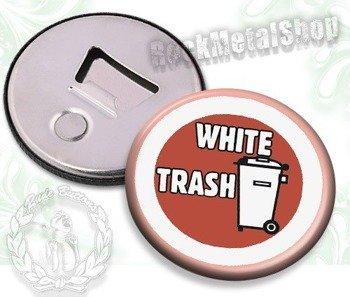otwieracz do piwa WHITE TRASH