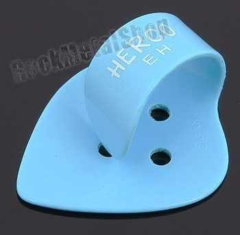 pazurek DUNLOP HERCO BLUE HE114B na kciuk