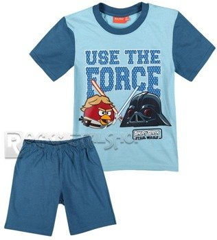 piżama dziecięca ANGRY BIRDS STAR WARS - USE THE FORCE