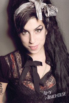 plakat AMY WINEHOUSE - PORTRAIT