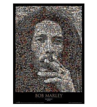 plakat BOB MARLEY - MOSAIC