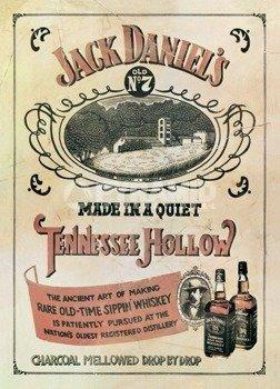 plakat JACK DANIELS - DISTILLERY