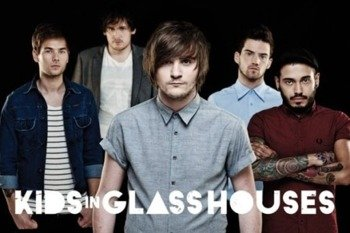 plakat KIDS IN GLASS HOUSES - ARTBREAKER