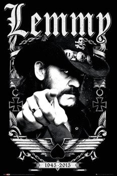 plakat LEMMY - DATES