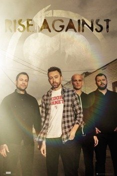 plakat RISE AGAINST