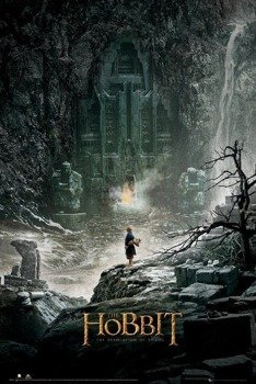 plakat THE HOBBIT - DESOLATION OF SMAUG TEASER