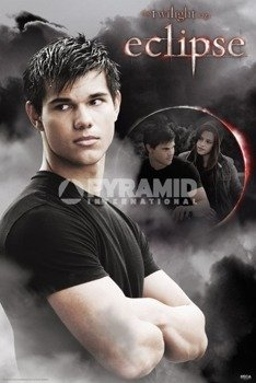 plakat ZMIERZCH - ECLIPSE (JACOB AND BELLA MOON)