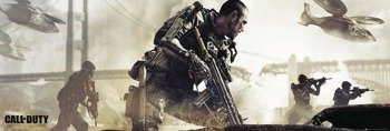 plakat panoramiczny CALL OF DUTY ADVANCED WARFARE - COVER